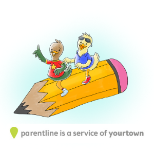 Parentline is a service or yourtown