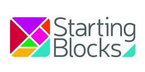 Starting blocks logo